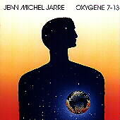Oxygene 7-13 by Jean Michel Jarre (CD, May-1997, Sony Music Distribution (USA))