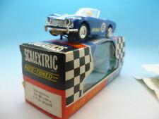 Scalextric C84 Triumph TR4A Race Tuned UK version, Super condition boxed