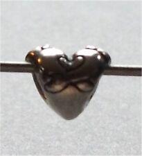 Genuine Sterling Silver TROLLBEADS  HUGGING HEART New