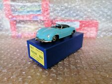 KADO Japan No. 2: Porsche 356 A Cabrio, 1:43 M BOXED RARE!!!!