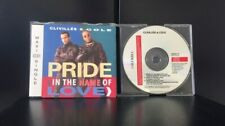 Clivilles & Cole - Pride (In The Name Of Love) 3 Track CD Single