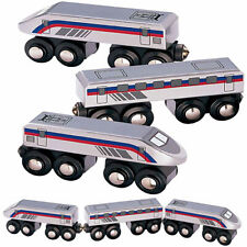 High Speed Train for Wooden Railway Train Set 50810 - Brio Bigjigs Compatible