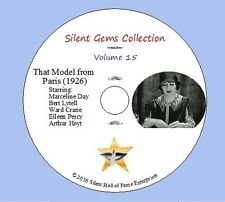 """DVD """"That Model from Paris"""" (1926) starring Marceline Day, Classic Comedy-Drama"""