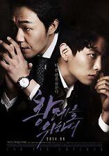 "KOREAN MOVIE ""For the Emperor"" DVD/ENG SUBTITLE/REGION 3/ KOREAN FILM"
