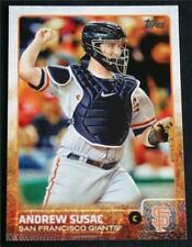 2015 Topps #232 Andrew Susac - NM-MT