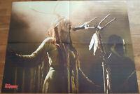 ⭐⭐⭐⭐ Overkill ⭐⭐⭐⭐ Heilung Nordic-Ritual-Folk ⭐⭐⭐⭐ 1 Poster ⭐⭐⭐⭐ 45 x 58 cm ⭐⭐⭐⭐