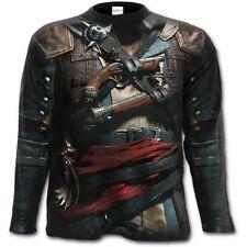 SPIRALE DIRECT Assassins Creed IV Nero Bandiera TUTT' INTORNO