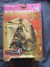 Olga Metal Gear Solid 2 Figura Mcfarlane Toys 2001