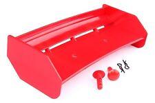 baja 5b wing red color rear spoiler for HPI KM Rovan rc car