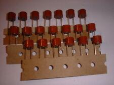 20x 6,3A / 250V  Sicherung Sub-Miniatur träge
