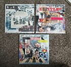 Beatles SET OF ALL 3 MID 90s ' ANTHOLOGY ' FULL SIZE VINYL LPs SEALED AND MINT!