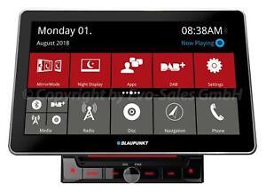 Blaupunkt Camper 990 DAB Navigation Bluetooth TMC USB DVD SD für Citroen Fiat Pe