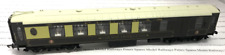 Hornby HUB57 Pullman Coach 3rd Class Car No: 77 Steel Sided Unboxed OO Gauge