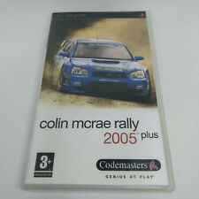 COLIN McRAE RALLY 2005 PLUS   SONY PLAYSTATION  / PSP