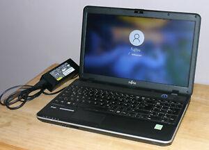 Fujitsu Lifebook A512 mit Intel Core i7-2760QM und Windows 10 Pro