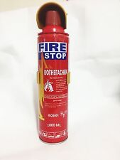 Easy to use 1000 ML Fire Stop Flame Retardant Extinguisher  Car Home Work