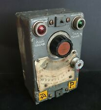 More details for ww-ii raf bomber command lancaster cockpit control switch for bomb-bay camera