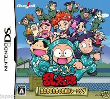 Used DS  Nintama Rantarou Nintama no Tame no Ninjutsu  NINTENDO JAPANESE IMPORT
