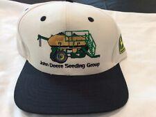 VTG John Deere Seeding Group Air Seeder Factory Farmer Trucker SnapBack Hat Cap