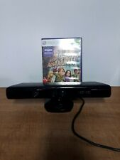 Xbox360 Kinect Sensor Bar Plus Adventures Game Used Working