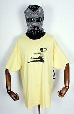Lakai Footwear Skate Schuhe Shoes T-Shirt Tee Kung Flare Banana in XL Bruce Lee