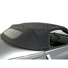 Nissan 350Z Convertible Soft Top, fits 2004-09, Haartz Stayfast Cloth, Black