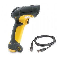 Motorola DS3508 Rugged 1D/2D Laser Barcode Scanner Imager +USB +90-Day Warranty