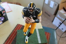 "BEN ROETHLISBERGER, NFL, 12"", BLACK JERSEY LOOSE MCFARLANE, PITTSBURGH STEELERS"