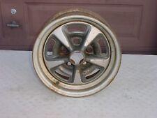 "1970  Pontiac Rally II Wheel Rim JO Code 14 x 6"" GTO LeMans Tempest Firebird"