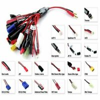 19in 1 RC Lipo Battery Multi Charging Lead Adapter Cable Wire 19 Different Plugs