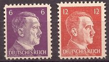 Hitler Propagandafälschung Mi Nr. 15/16 postfrisch selten !!!