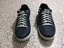 Mens Skechers Size 10 Navy Trainers - hardly worn, very comfortable