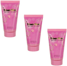 Private Show By Britney Spears Women Combo Pack: Shower Gel 5.1oz (3x1.7oz) New