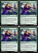 4x NARNAM RENEGADE Aether Revolt MTG Green Creature — Elf Warrior Unc