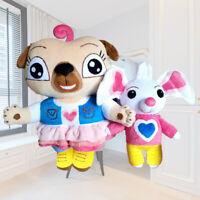 Chip And Potato Toys Pug And Mouse Plush Stuffed Animal Toy Kids Xmas Gift LZ