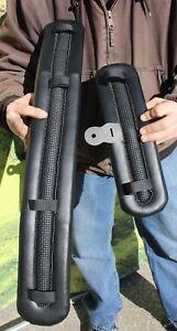 BLACK Permasoft best horse drawn harness pad set US made- ALL SIZES mini 2 draft