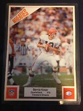 ade0917d372 1987 WEATIES   14 Cleveland Browns QB BERNIE KOSAR 5X7 POSTER