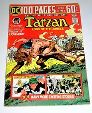 TARZAN #231  100 PAGE BRONZE AGE DC - HI GRADE - 1974 Free Shipping