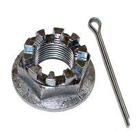 HONDA 14mm FRONT WHEEL,REAR AXLE NUT,TRX 90,300,700XX,,ATC 70,185,200S,200E,200M