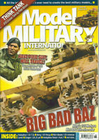 Model Military International Big Bad Baz August 2013 Issue 88 Magazine