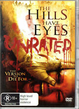 The Hills Have Eyes Unrated - REGION 4 - DVD - FREE POST!
