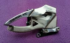Sram XX  2 x 10 direct mount  low clamp dual pull front mech derailleur mtb