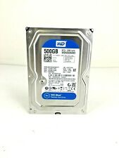 500GB Western Digital 7200 RPM Desktop Hard Drive- With Windows 10 Professional
