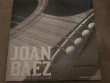 JOAN BAEZ - NEWPORT FOLK FESTIVAL 1968 - NEW - LP RECORD