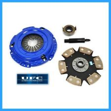UFC STAGE 4 RIGID CERAMIC CLUTCH KIT for 1990-1991 HONDA PRELUDE fits all models