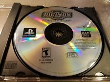 DIGIMON WORLD PS1 PLAYSTATION 1 DISC ONLY