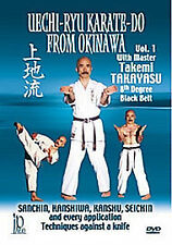Uechi-Ryu Karate-Do From Okinawa - Vol 1 (DVD, 2012)