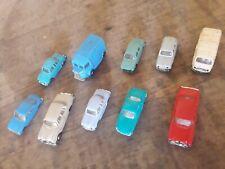 lot 10 voitures anciennes jouet Norev miniatures