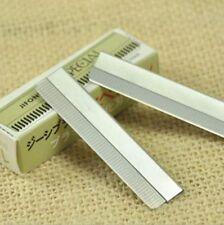 Hoja de cabello de adelgazamiento de la maquinilla de afeitar para THR1, 2,3, 4,5,6,7, Corte Hoja de la maquinilla de afeitar 10PCs