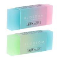 Kawaii Cute Jelly Colored Rubber Eraser Kid Gift School Supplies Stationery